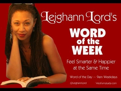Leighann Lord's Word of the Week: Omphalophobia
