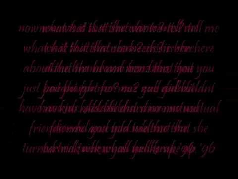 MYA - CASE OF THE EX LYRICS - SongLyrics.com