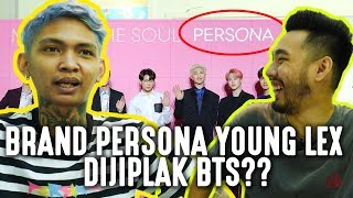 NAMA PERSONA PUNYA YOUNG LEX DIJIPLAK BTS!?? | Persona by Young Lex Season 2 Review