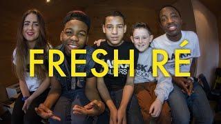 Fresh Ré - Get Down Low (Original Song)