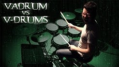 Vadrum vs V-Drums: Billie Jean (One Man Band)
