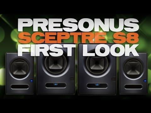 Adam audio f5 f7 a7x studio monitor comparison an for Yamaha hs80 vs hs8