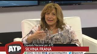 Micro ESS de Cesar Malato con Silvina Frana - art. 85 presupuesto 2019 - ATP 22 10 18