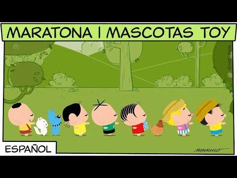 Mónica Toy   Maratona - Mascotas de Toy (Compilación)
