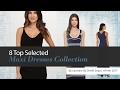 8 Top Selected Maxi Dresses Collection By Laundry By Shelli Segal, Winter 2017