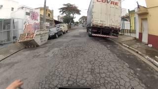 ALN1001 MOBILETE - PÂNICO no BAIRRO - Passando pela ROTA - PAU no honda CITY - COMÉDIA