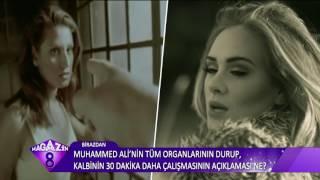 Adele'den Türk Hayranlarına Büyük Sürpriz