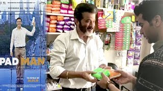 Anil Kapoor CAUGHT Selling Sanitary Pads At A Chemist Shop To Promote Akshay Kumar's Padman Movie