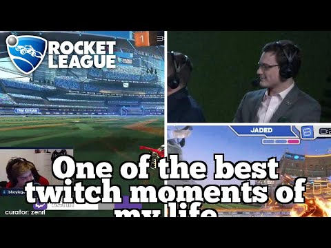 BEST Rocket League Moments: One of the best twitch moments of my life thumbnail