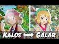 ☆GEN 8 GALAR REGION CONNECTED TO KALOS & SERENAS RETURN?! // Pokemon Shield & Sword Discussion☆