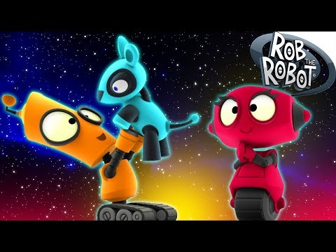 The Life of Pets | Rob The Robot Compilation | Funny Animals Cartoon for Kids