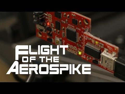 Flight of the Aerospike: Episode 4 - Logistics