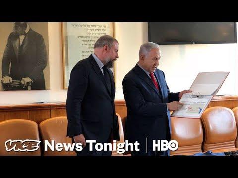 Shane Smith Interviews Benjamin Netanyahu: VICE News Tonight on HBO (Preview)
