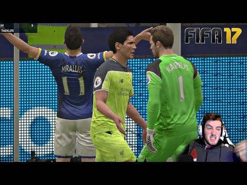 FIFA 17 Online Seasons #1 - EPIC DIVISION 8 MATCHES! (Xbox One S Gameplay HD)