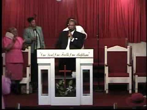 Bishop George Floyd - I Believe God