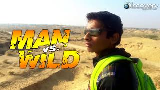 Man vs Wild Spoof in Hindi