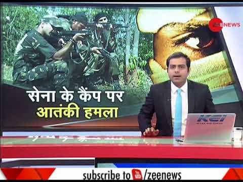 Ruckus in Jammu and Kashmir Legislative Assembly over Sunjwan terror attack