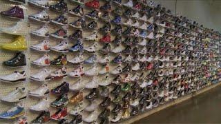 Les baskets de luxe: un marché en plein boom
