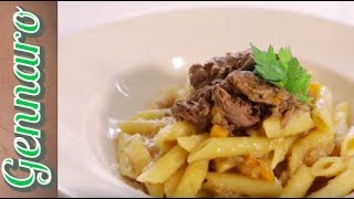 Beef Ragu with Penne | Gennaro Contaldo at Home