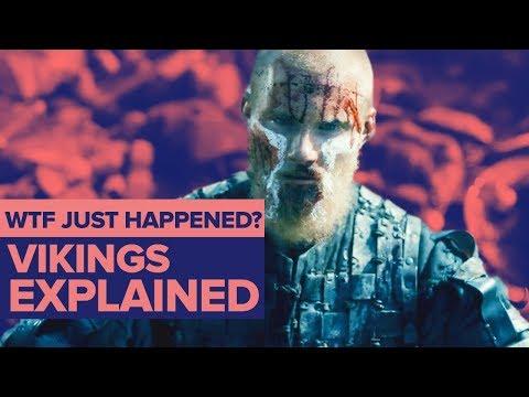 Vikings Season 5 Finale EXPLAINED & Season 6 Spoilers