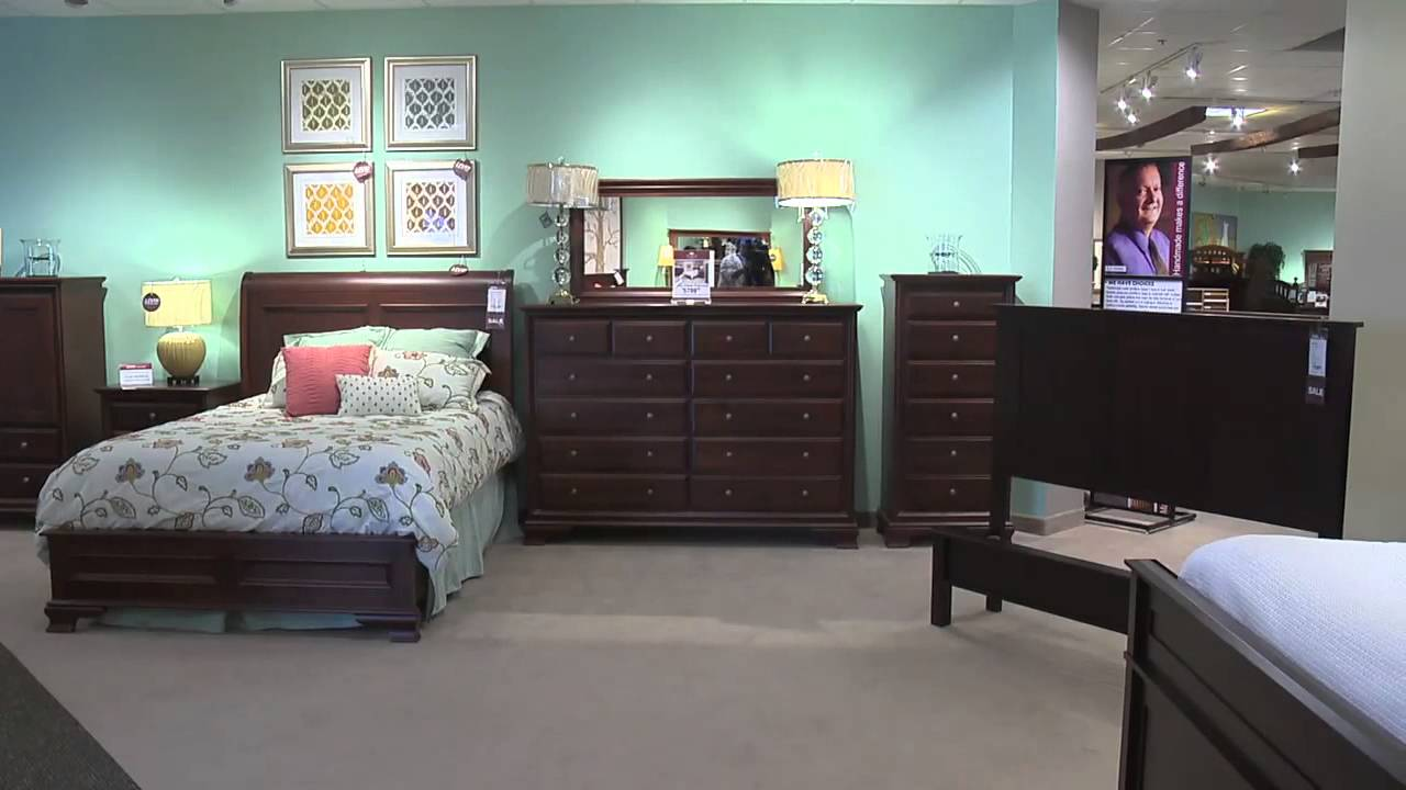Levin Furniture Amish Classic Collection YouTube - Levin bedroom furniture