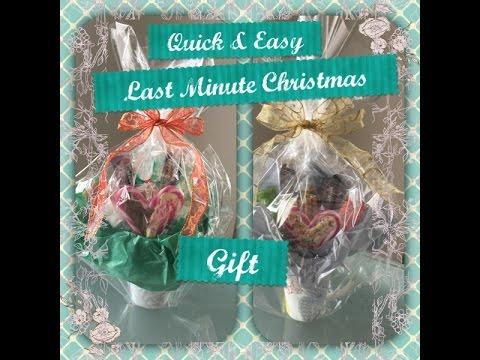 DIY Budget Christmas Mug Gift Hamper
