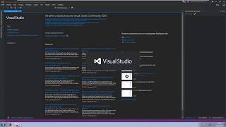 Microsoft Visual C++ 2017 ссылка для скачивания и урок №1