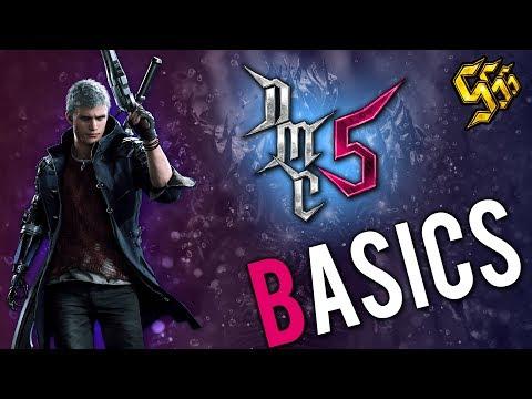 Devil May Cry 5 - The Basics of Nero's Gameplay thumbnail