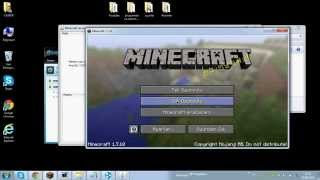 minecraft  1.7.10 server kurma