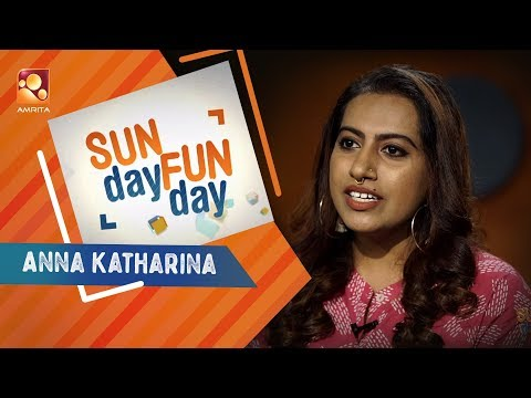 Anna Katharina| Sunday Funday  |Amrita TV
