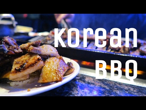 Korean BBQ is Life