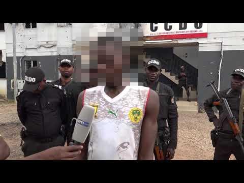 Sécurité: Saisie de 54 kg de drogue à Bouaké