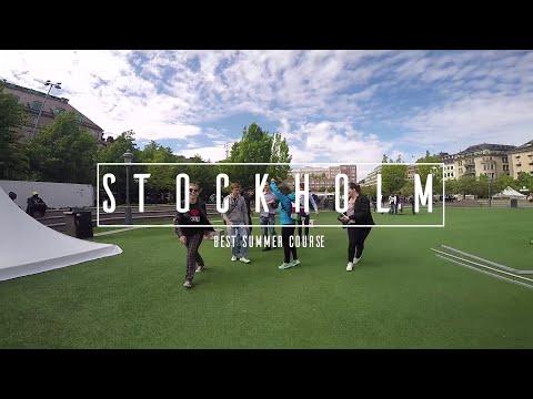 Stockholm BEST course Sweden GoPro travel