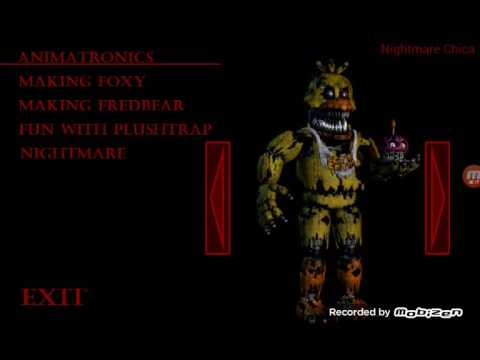 fnaf cheat mode apk android