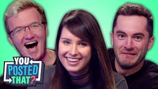 CaptainSparklez, Mini Ladd, and OMGItsFirefoxx | You Posted That? thumbnail