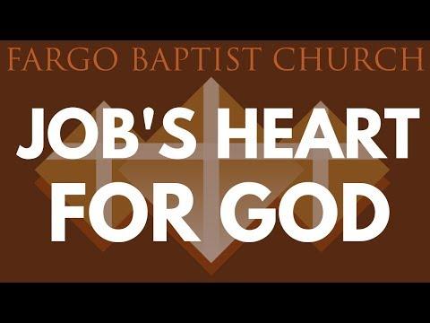 Jeff Farnham - Job's Heart For God