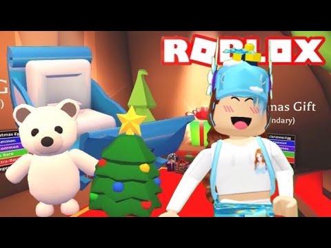 ️CHRISTMAS ️Update in Adopt me (Roblox) Sleigh, Reindeer, Skating, Christmas Egg | Its ...