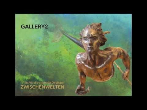 GALLERY2 - ZWISCHENWELTEN Vernissage, 20.11.2015