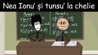 Nea Ionu' Și Tunsu' La Chelie (Prima Matematică)