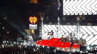 selena gomez love you like a love song q102 jingleball 2015 12 9 15 philadelphia