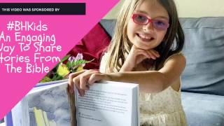 Hailey & Lyssie Review Faith, Hope & Love Devotional from #BHKids