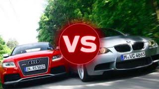 В чем разница полного привода Ауди и БМВ(Audi использует технологию quattro и долгое время была лидером полноприводных систем. Audi quattro была впервые приме..., 2015-03-24T12:51:59.000Z)