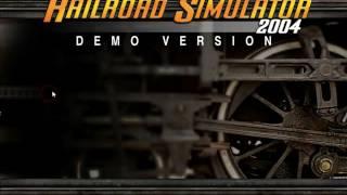 Ukázka mapy - Trainz Railroad simulator 2004