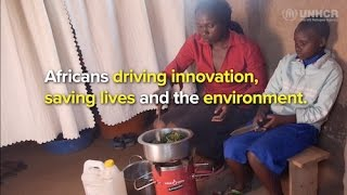 Rwanda: Clean Cook-stoves Improve Refugee Lives