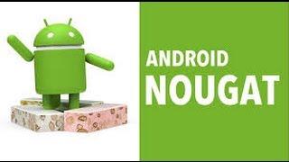 видео Google выпустила Android 7.0 Nougat