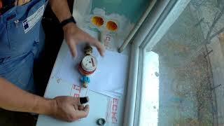 Как легко открутить счетчик воды лайфхак