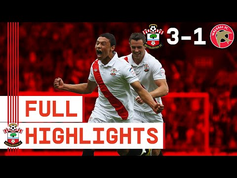 FULL HIGHLIGHTS: Southampton 3-1 Walsall