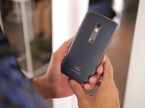 Motorola DROID MAXX 2 unboxing