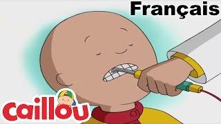 Caillou en FRANÇAIS: Caillou Chez Le Dentiste | conte pour enfant | Caillou en Français