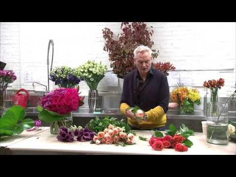 Lap of Luxury: Fine Floral Arrangements